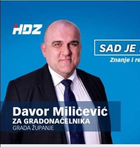 Za gradonačelnika Županje četiri kandidata SEDAM KANDIDACIJSKIH LISTA ZA IZBOR ČLANOVA GRADSKOG VIJEĆA