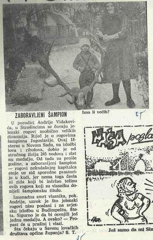 Ivan Marković - prvo mjesto na Državnom natjecanju iz njemačkog jezika!