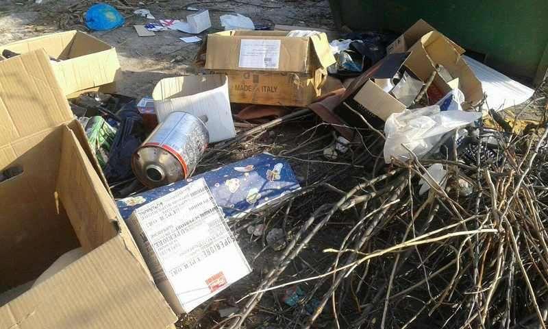 Divlje deponije smeća