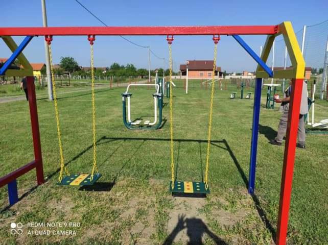 Javnim radovima obnovljena dječja igrališta