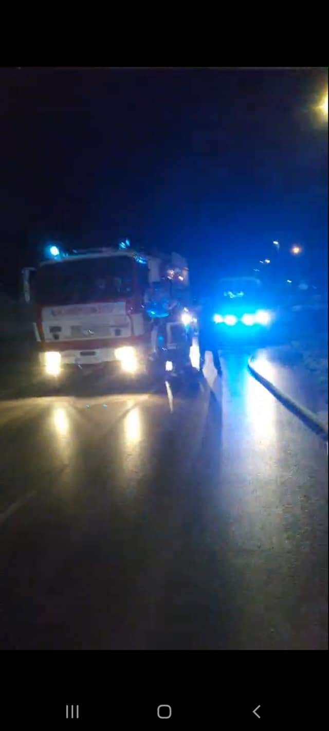 Požar u Vinkovačkoj ulici