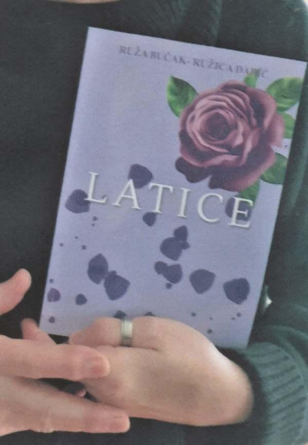 Knjiga poezije: Ruža Bučak - Latice
