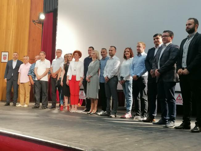Irena Kuprešak predsjednica je Gradskog vijeća Županje