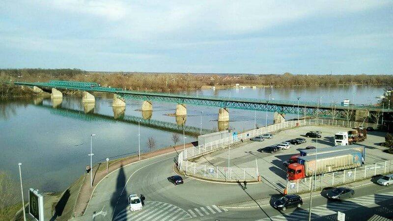 Kreće se u rekonstrukciju mosta Gunja -Brčko, potom kreće izgradnja novog mosta