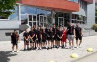 Pretkadetska ekipa KK Županja sudjelovala na 11. Tradicionalnom međunarodnom košarkaškom turniru  u Srebreniku
