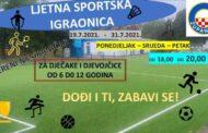 Ljetna sportska igraonica NK Graničara