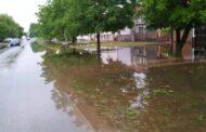 Jaka kiša potopila Županju, na terenu sve raspoložive snage