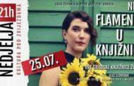 Sutra koncert Nina Flamenca