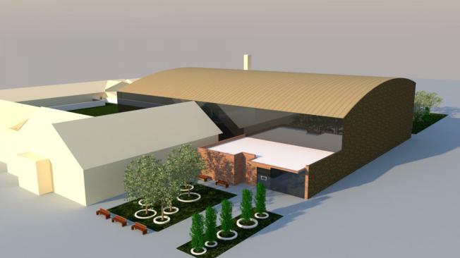 Izgradnja dvorane u Babinoj Gredi počinje na jesen
