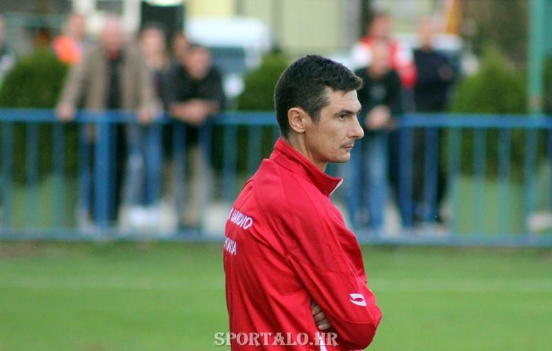 Hrvoje Bušić je novi trener Marsonije!