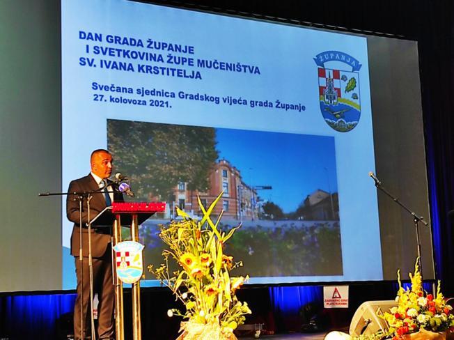 Gradonačelnik Damir Juzbašić: Moramo zaustaviti negativne trendove!