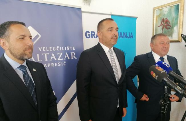 STRATEŠKO PARTNERSTVO: U Županji počelo raditi Veleučilište Baltazar Zaprešić