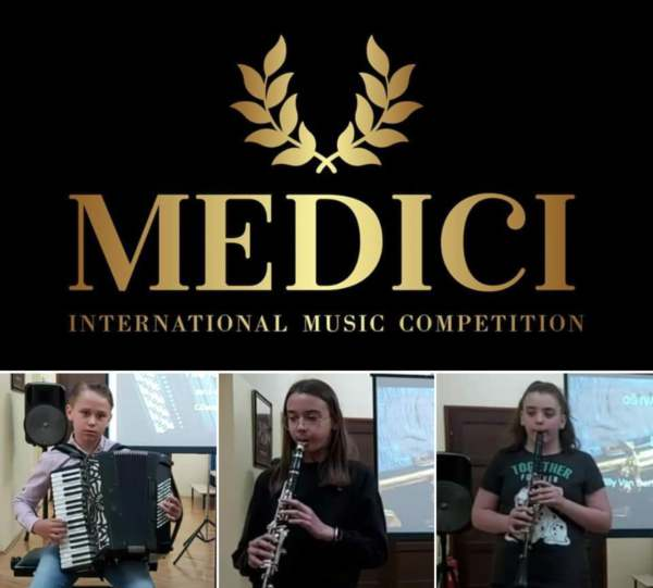 Veliki uspjeh naših mladih glazbenika