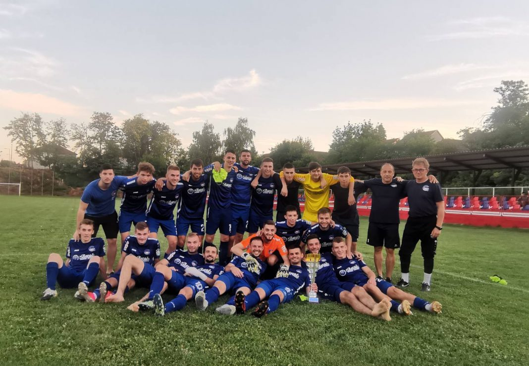 Županjski Graničar obranio naslov pobjednika Kupa ŽNS-VS