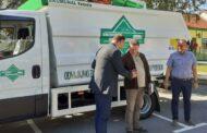 Novi kamion za skupljanje otpada