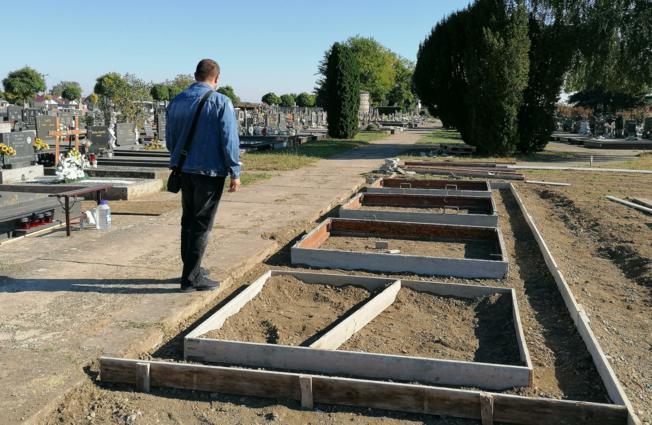 Velik interes za nova grobna mjesta u starom dijelu groblja
