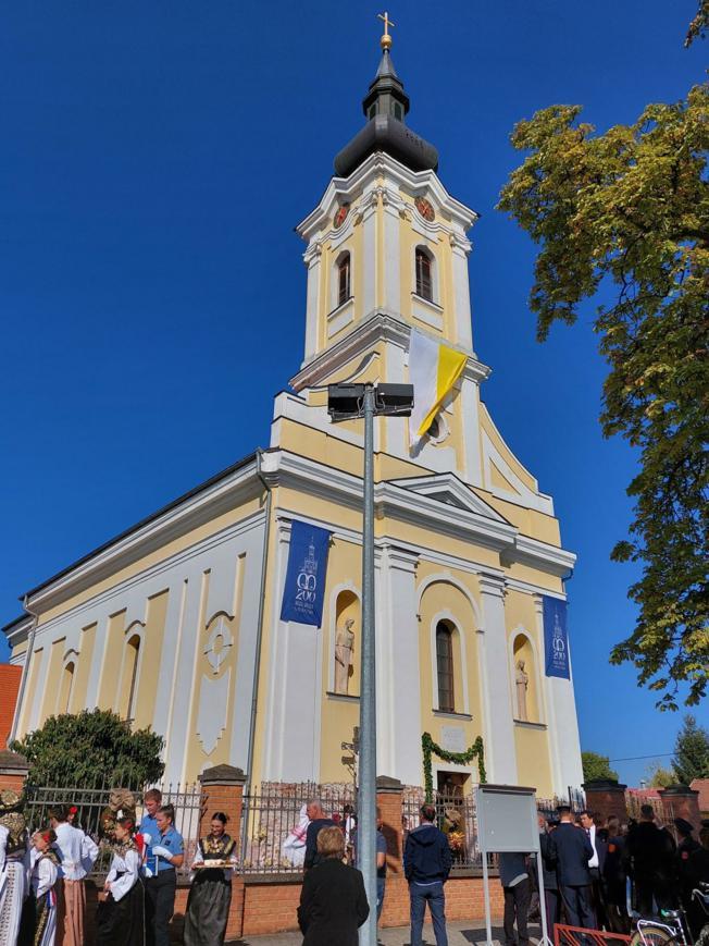 Proslavljeno je 200 godina od gradnje župne crkve u Vrbanji