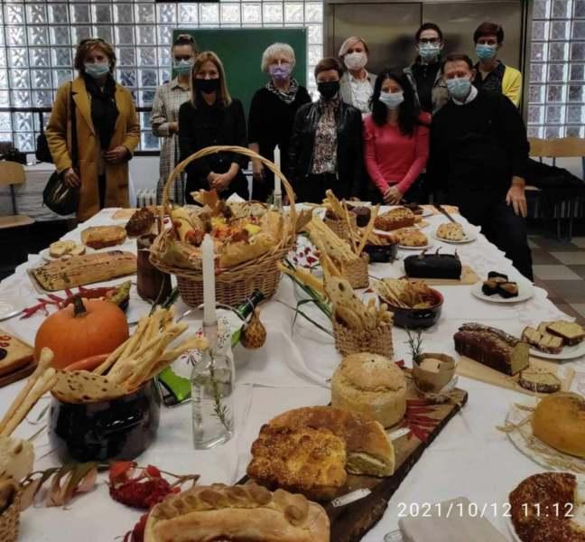 Dani kruha u Obrtničko industrijskoj školi Županja