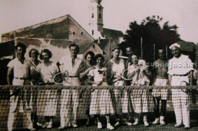 Prvi tenis u RH igrao se u Županji, prije 140 godina