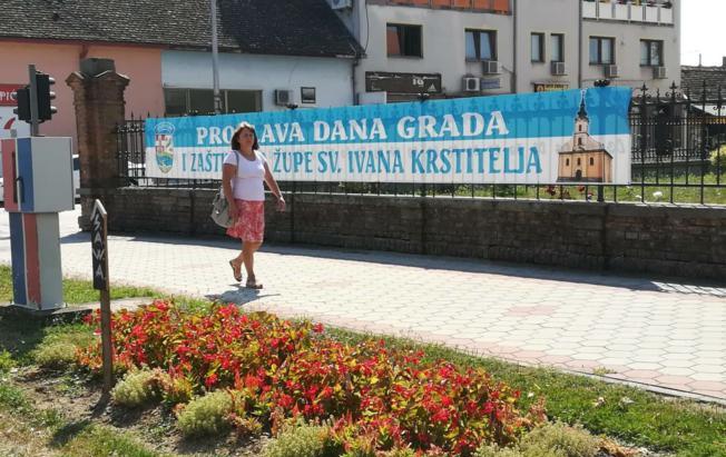 Graničar je nogometni brend u gradu Županji