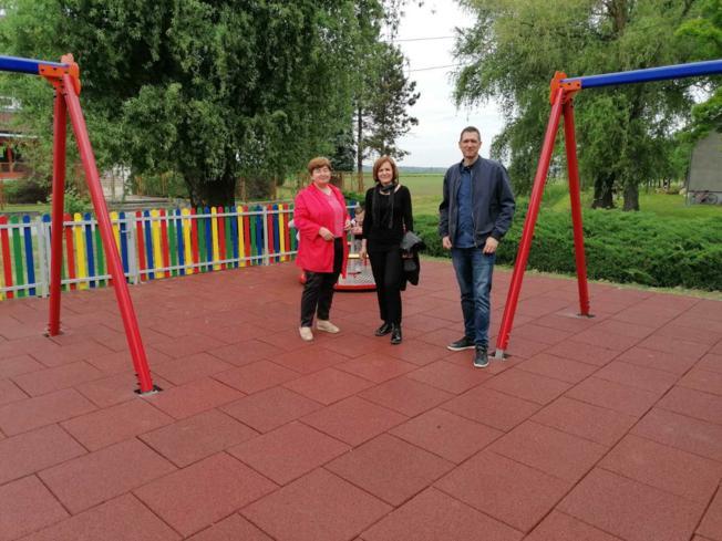 U Soljanima je otvoreno moderno dječje igralište