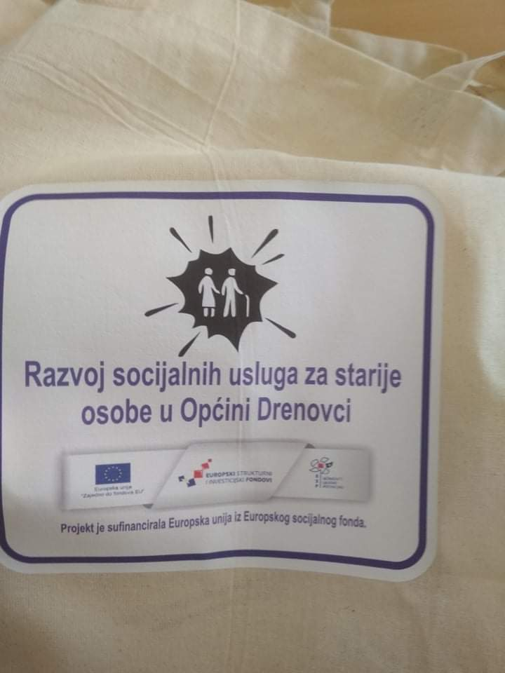 Uvodna konferencija projekta Razvoj socijalnih usluga za starije osobe u Općini Drenovci