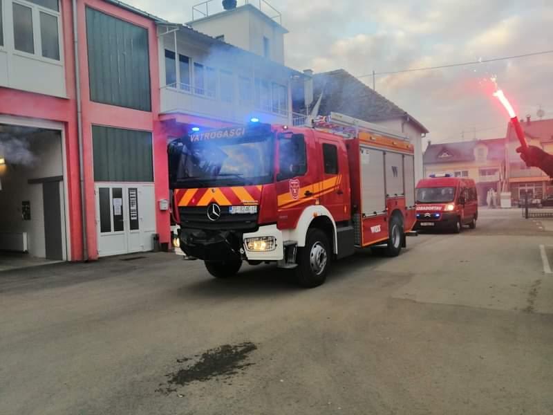 Vatrogasci Županje dobili novo vozilo