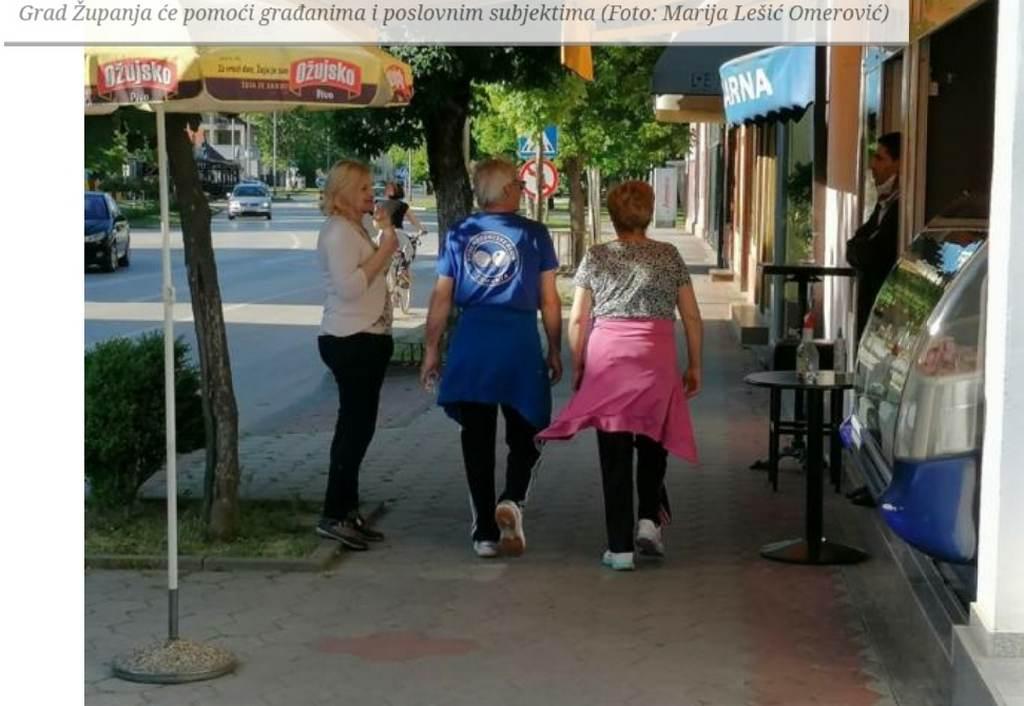 JAVNI POZIV za predlaganje kandidata za dodjelu javnih priznanja Grada Županja