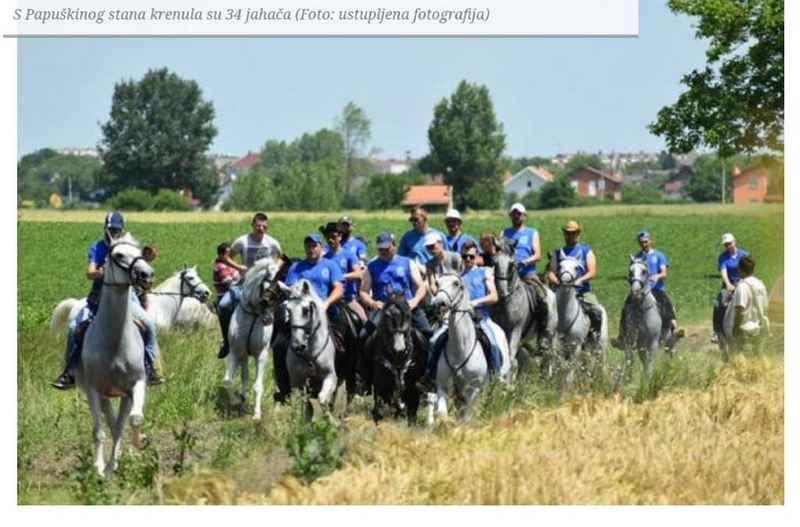Maraton u spomen na mlade konjogojce