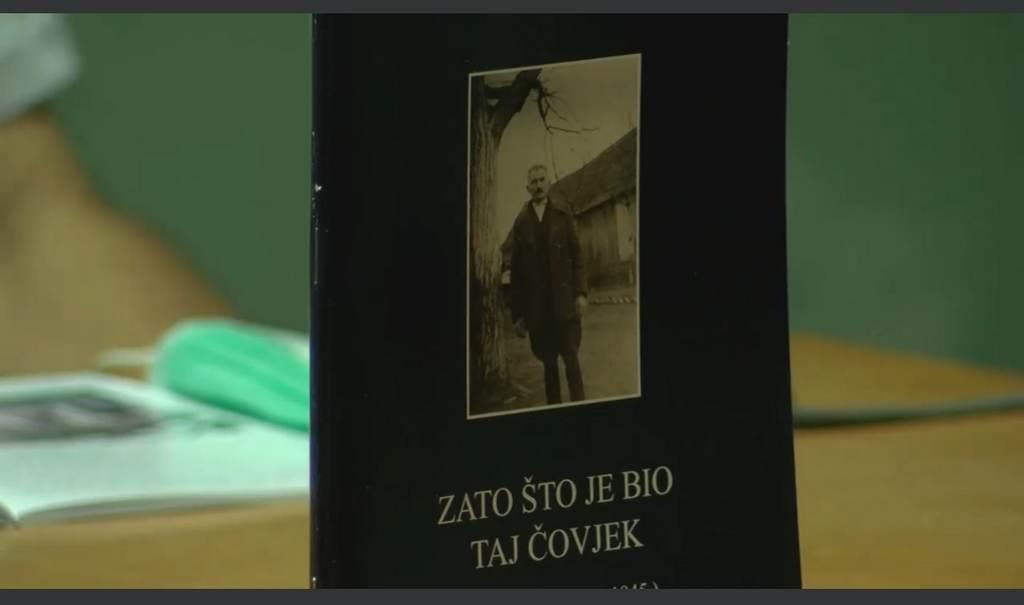 Video: predstavljena knjiga autora Vinka Juzbašića
