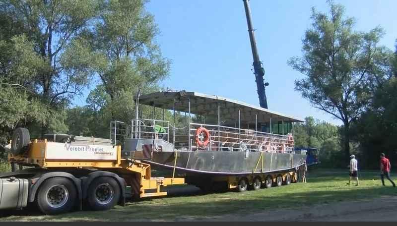 Vožnja solarnim brodom i turističkim čamcem po Virovima