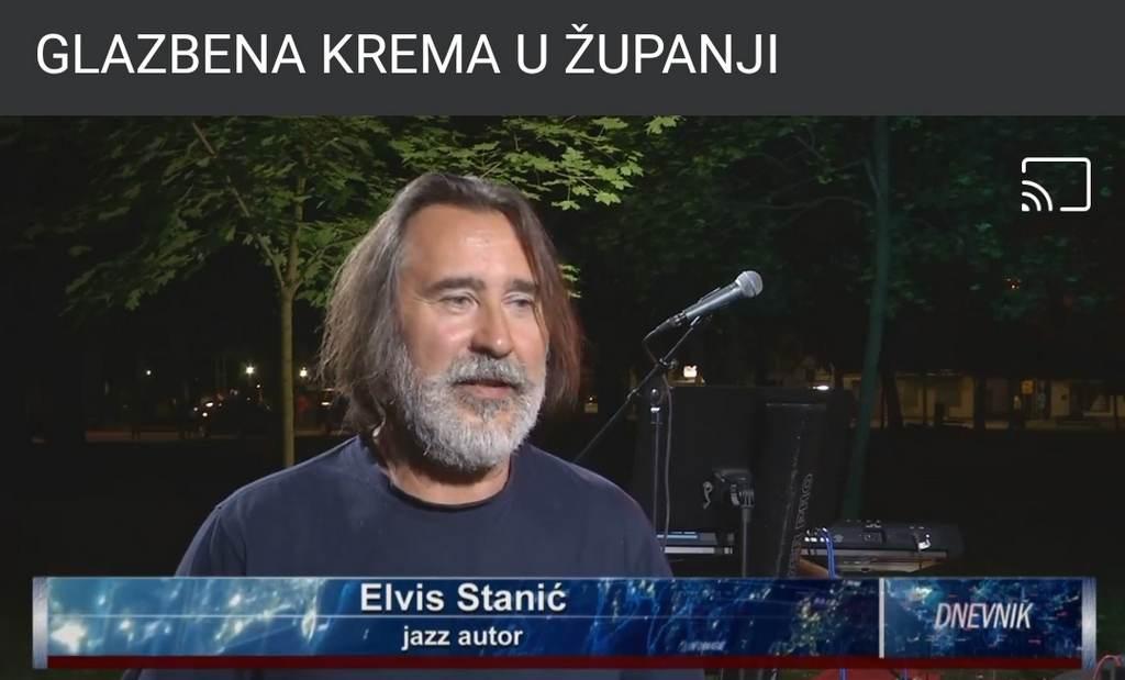Video: Glazbena krema u Županji