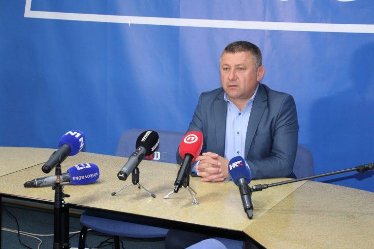 Dekanić najavio konstruktivnu suradnju sa svim načelnicima i gradonačelnicima, bez obzira kojoj opciji pripadaju