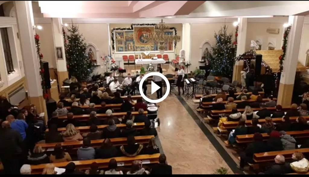 Video: Božićni koncert