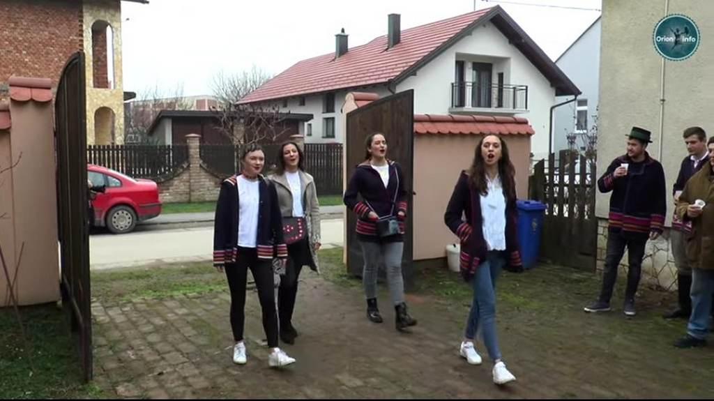 """Karla Babić iz Babine Grede - """"Šokački cvit 2021."""""""