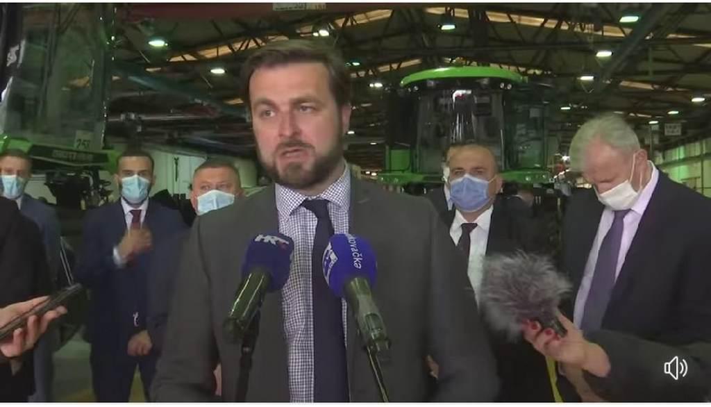 Mario Galović predao kandidaturu u Gradsko izborno povjerenstvo