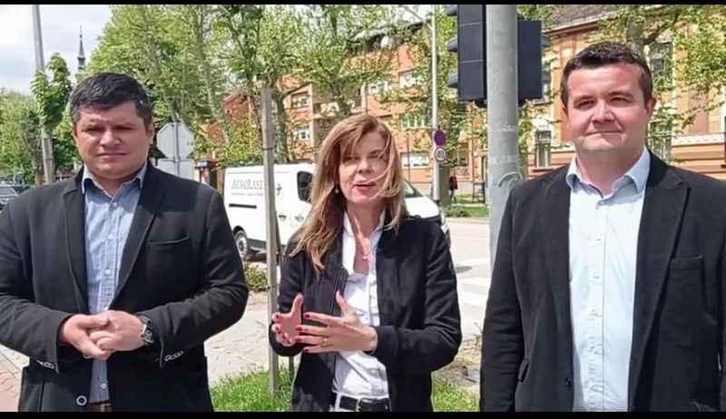 Zastupnica u Europskom parlametnu Biljana Borzan posjetila Županju