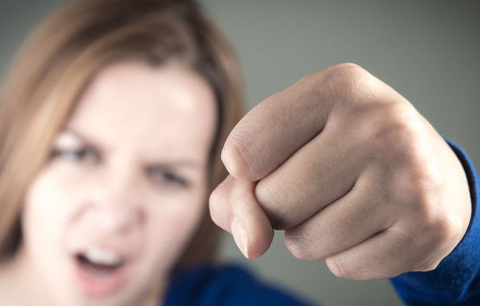 Uhapšena žena zbog zlostavljanja supruga
