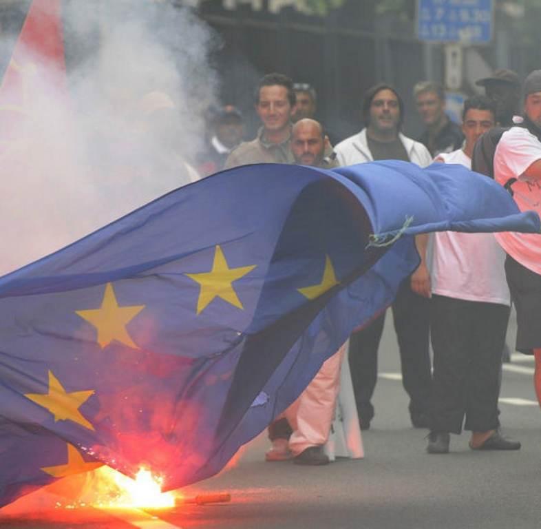 """Iz predgrađa metropole: EU   ILTI   """"DRŽAVA"""" APSOLUTNE DIKTATURE, CENZURE I SEGEGACIJE"""