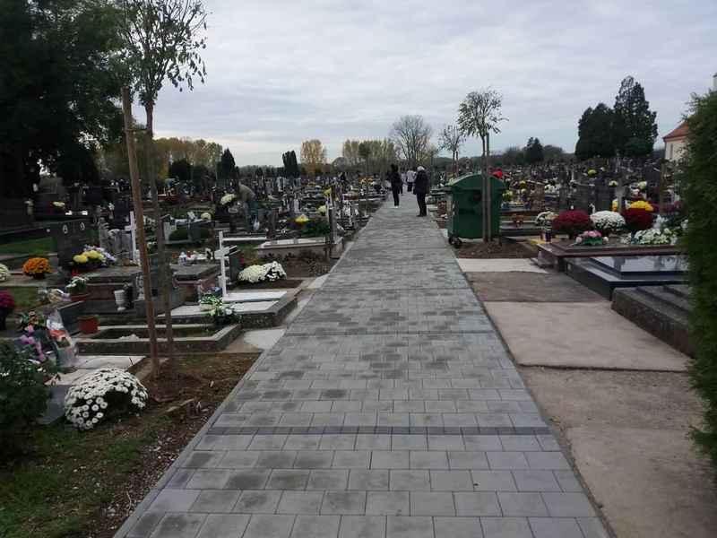 Uhvaćen drski kradljivac posjetioca groblja