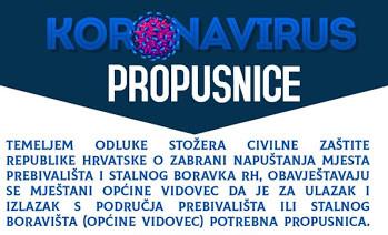 Na području Vukovarsko-srijemske županije treći dan bez novooboljelih od virusa COVID-19