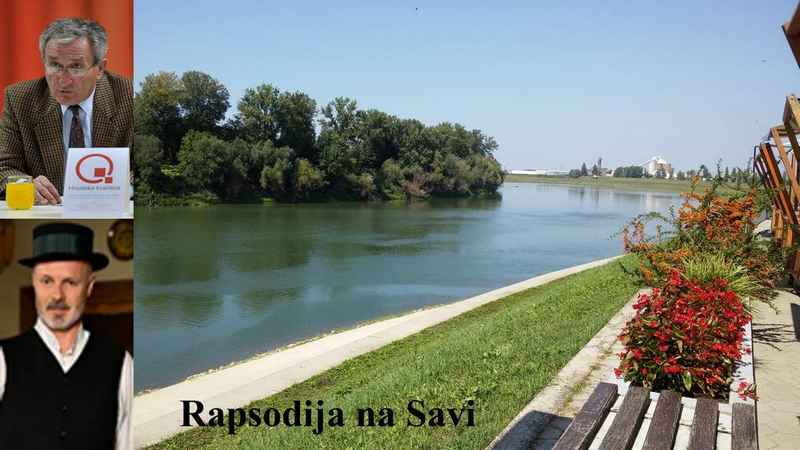 Borislav Maričić: RAPSODIJA NA SAVI - LJETNO JUTRO NA SAVI KOD MUZEJA (posvećeno prijateljima)