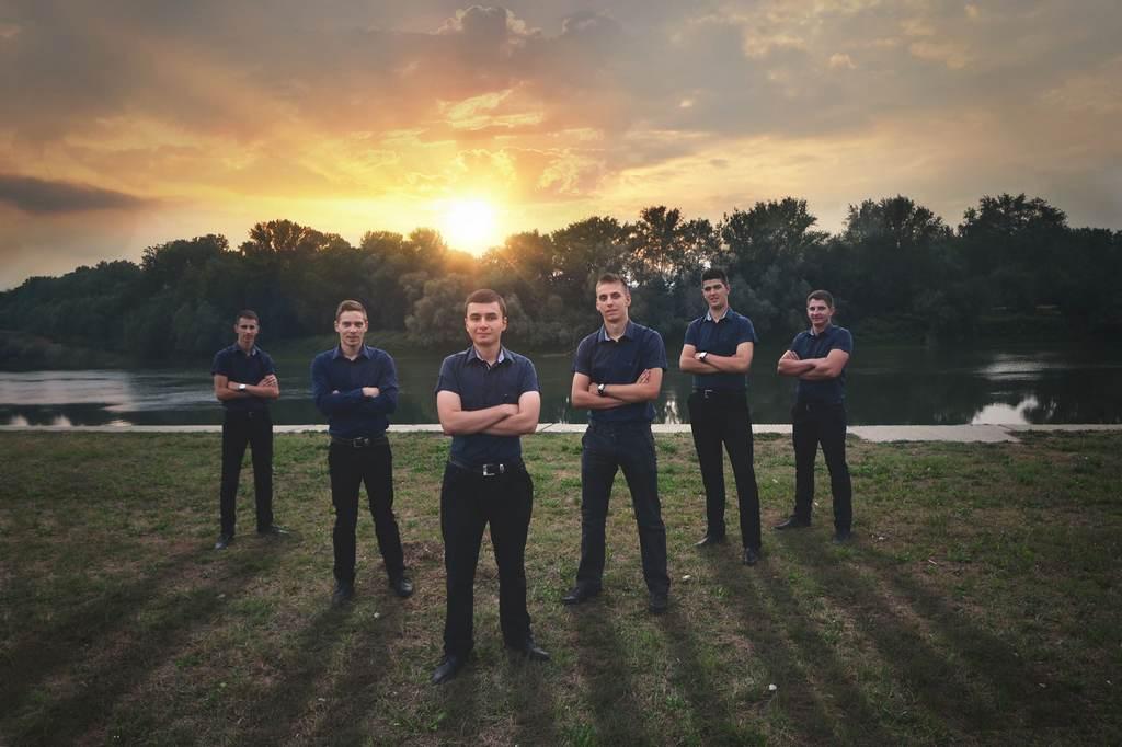 "Danas predstavljamo tamburaški sastav "" Slavonski suton""..."