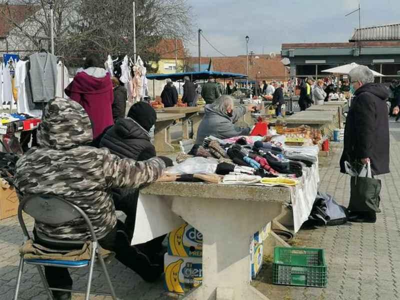Otvoreni dio tržnice u Županji ide u obnovu