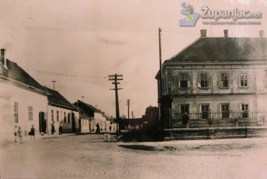 ŽUPANJA 1890. GODINE